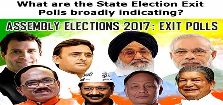State Election Exit Poll Summary Before Election Results